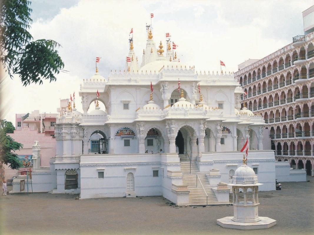 Baps Ghanshyam Maharaj Hd Wallpaper Shreeswaminarayanbhagwan Gadhada Swaminarayan Temple