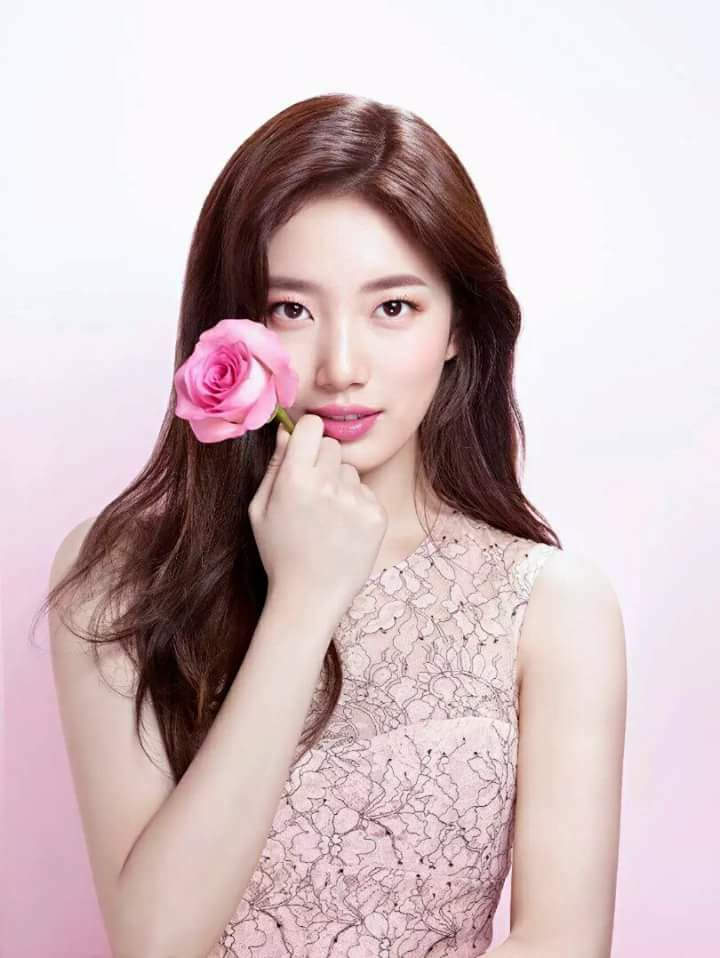 Happy Valentines Day From Suzy Bae