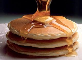 Resep Pancake Manis Original Praktis Pembuatannya