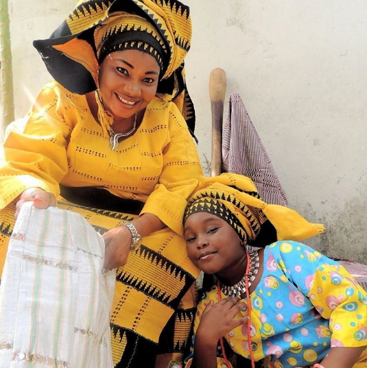 Thankful Heart Jaiye Kuti Marks Birthday With New