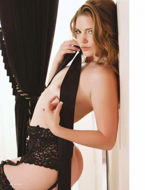 Misty Lovelace naked photos - Penthouse USA