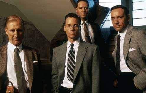 an analysis of la confidential and film noir movies These films have proved that film noir is not a method dedicated to past decades, but rather an innovative style of film that influences movies today la confidential, like other contemporary film noirs utilize many stylistic qualities that the earlier film noir movies grasped.