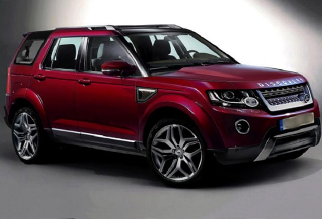 Land Rover Has Released The First Official Images Showing New