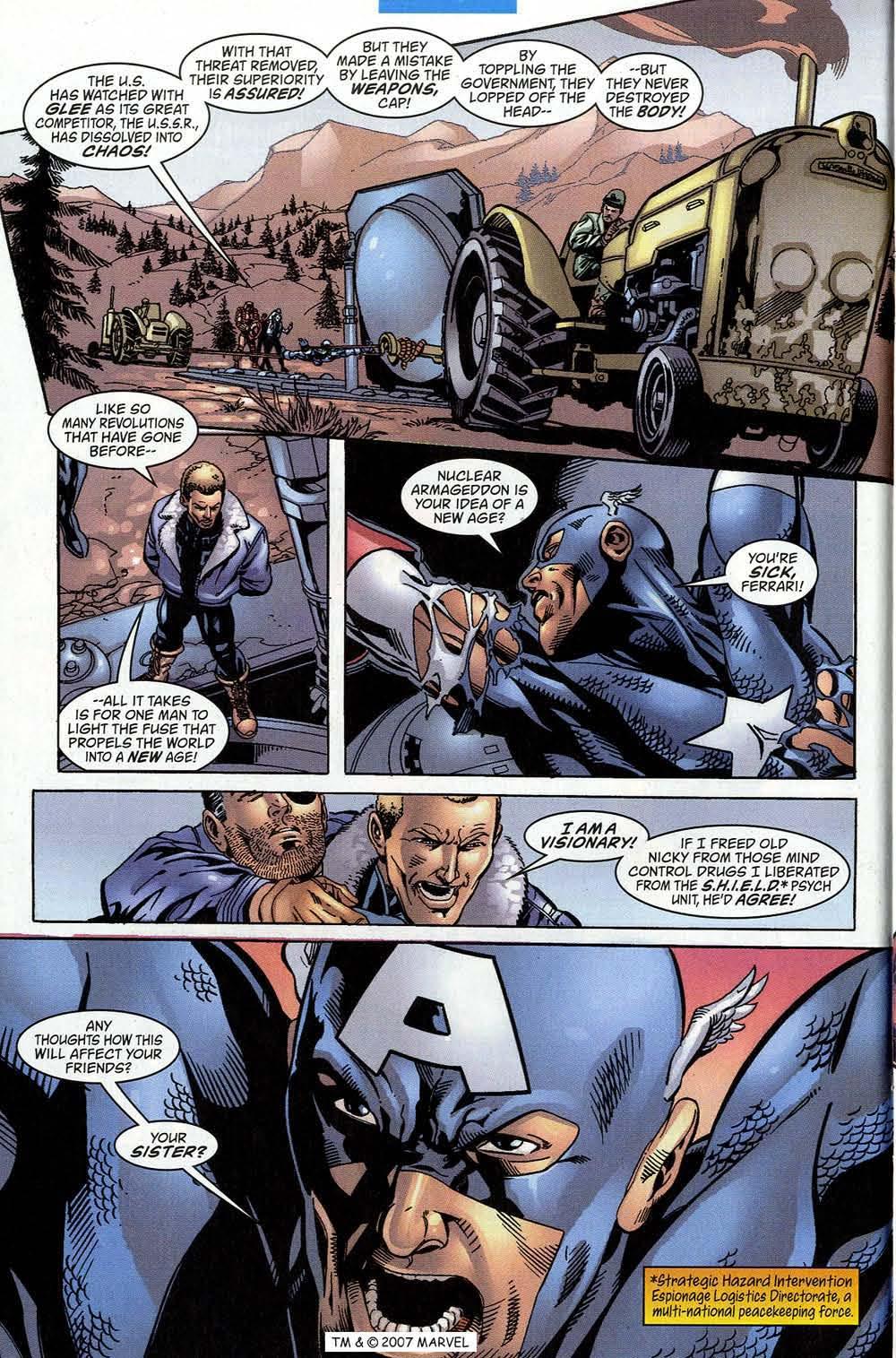 Captain America (1998) Issue #43 #50 - English 14