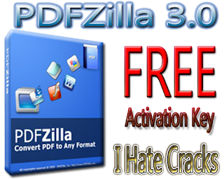 Get PDFZilla 3.0 With Legal Full Version Activation Key