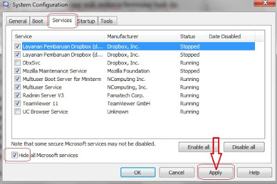 Cara Menghilangkan Malware / Adware (Pop-Up Iklan) Pada Browser