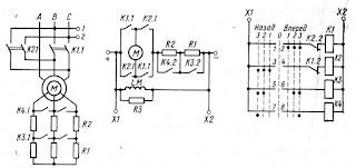 Управление двигателем с помощью командоконтроллера
