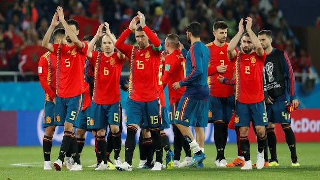Timnas Spanyol
