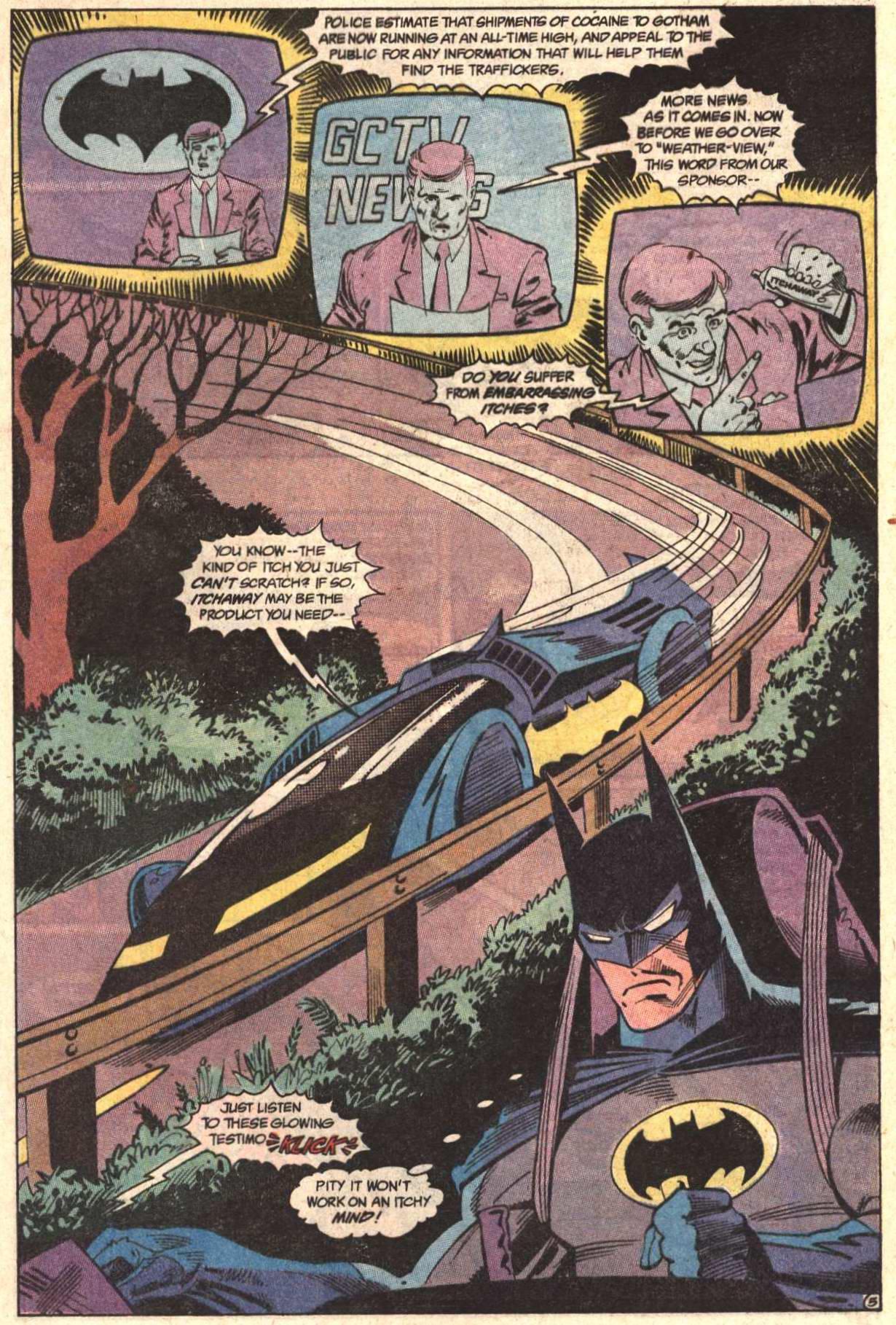Detective Comics (1937) 611 Page 5