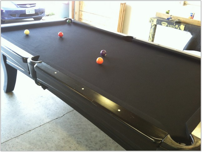 Pool Table Refelting Cost Furnitur Inspiration