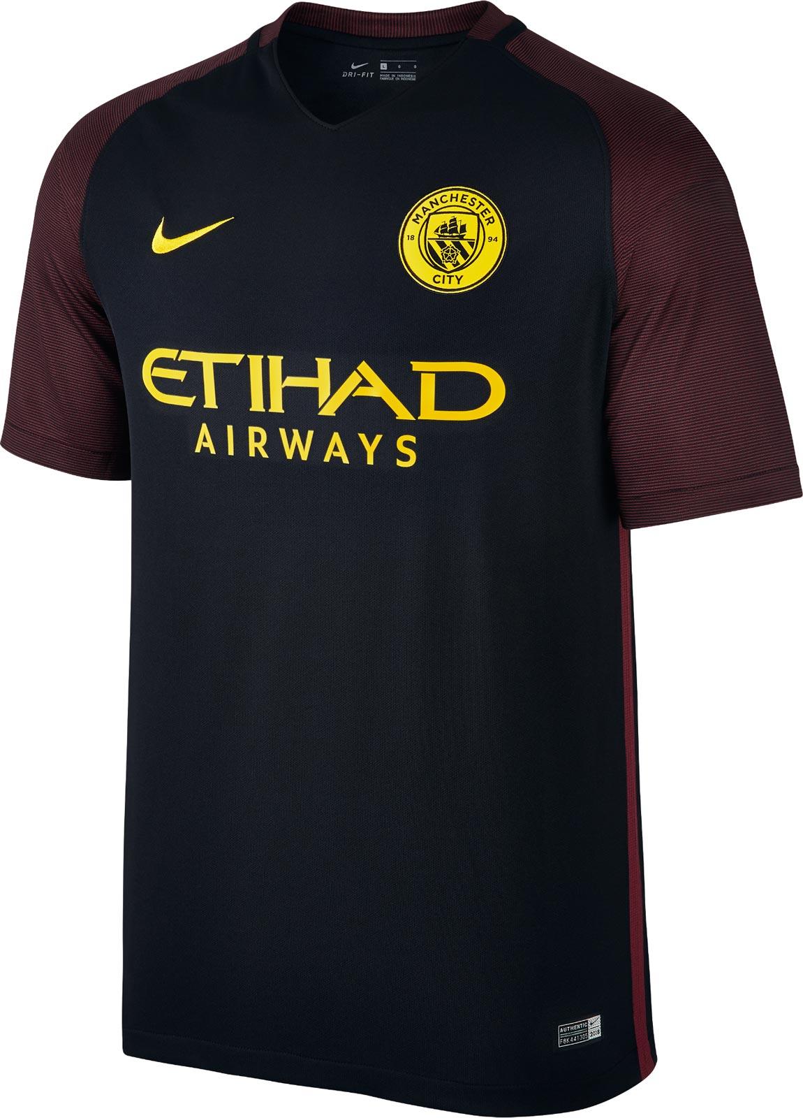 2016-17 Premier League Kits Overview - All 16-17 Premier ...
