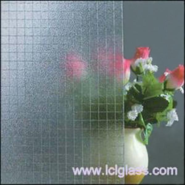 Kính chống cháy lưới mờ LCL Glass