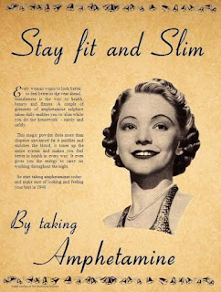 Stay fit and slim with Amphetamine