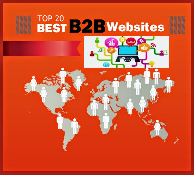 Top 20 Best B2B websites in India