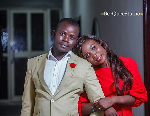 EXCLUSIVE Pre-Wedding Photos Of Pharmacist Sunny-pa With His Beautiful Heartthrob, Oluwabunmi