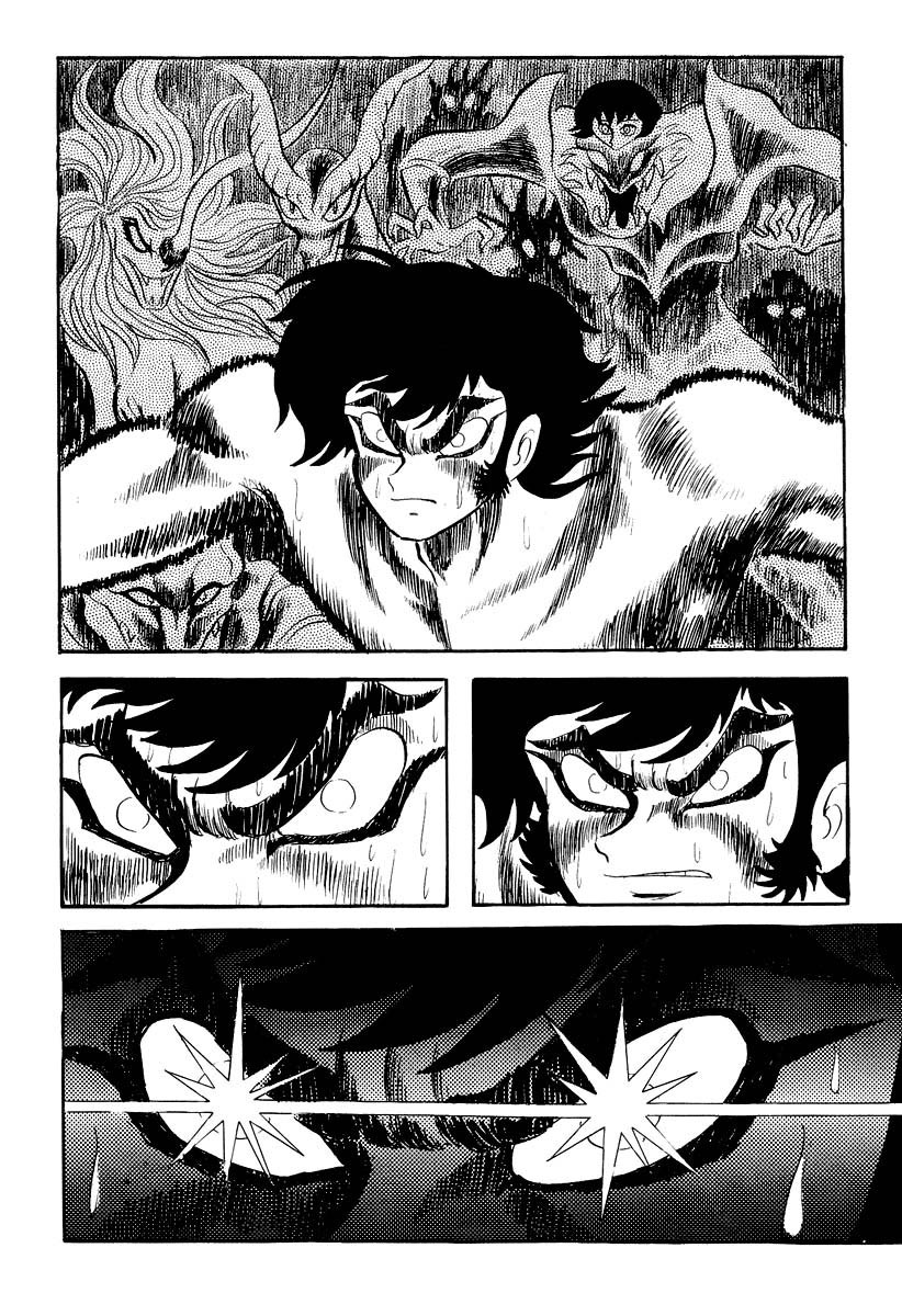 DevilMan chapter 4.2 trang 23