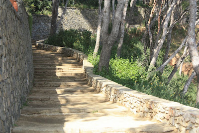 Camí de Ronda between Llafranc and Calella de Palafrugell