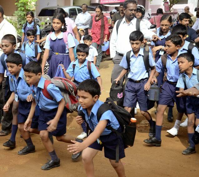 Reopening date of Telangana schools postponed