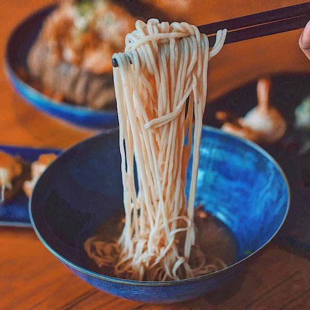 Lan Zhou La Mian Noodle Soup with Beef Shank