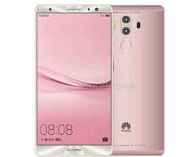 2016 Mate 9 Huawei Leaks via Online with 6GB RAM, 20MP back camera, and 4000mAh