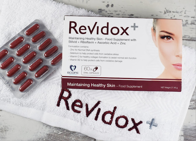 Revidox Skin Supplement