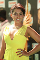 Madhu Shalini Looks Super Cute in Neon Green Deep Neck Dress at IIFA Utsavam Awards 2017  Day 2  Exclusive (39).JPG