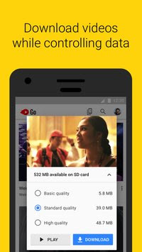 YouTube Go v0.65.59 APK