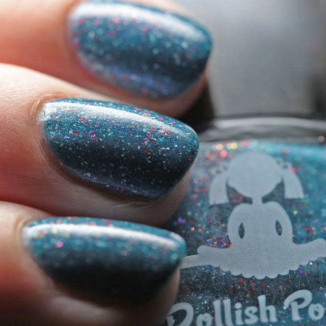 Dollish Polish I'm On a Curiosity Voyage...To Your Heart
