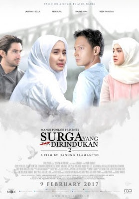 Download Film Surga Yang Tak Dirindukan 2 (2016) WEBDL