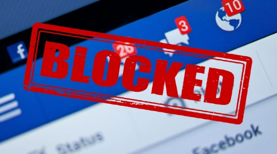 How to block someone facebook account
