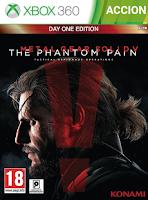thephantom pain| xbox 360