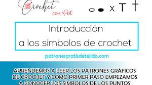 Clase de Crochet Inicial # 5 / Introducción a la lectura de patrones / Diestros y Zurdos