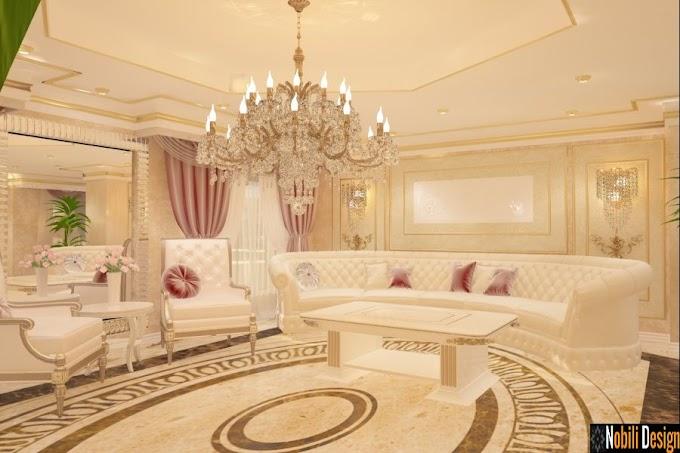 Proiecte design interior case vile Bucuresti - Amenajari Interioare - Design Interior case clasice