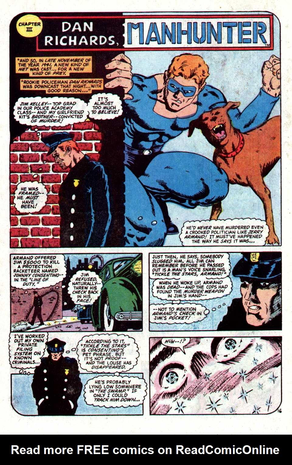 Read online Secret Origins (1986) comic -  Issue #22 - 17