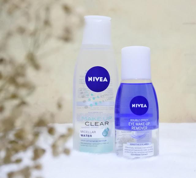 Review Nivea Micellar Water dan Nivea Makeup Remover