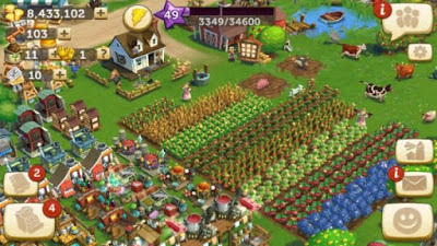 Farmdale - farm village simulator