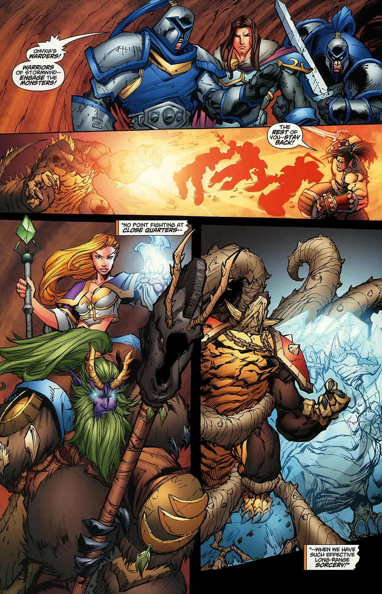 Read online World of Warcraft comic -  Issue #14 - 8