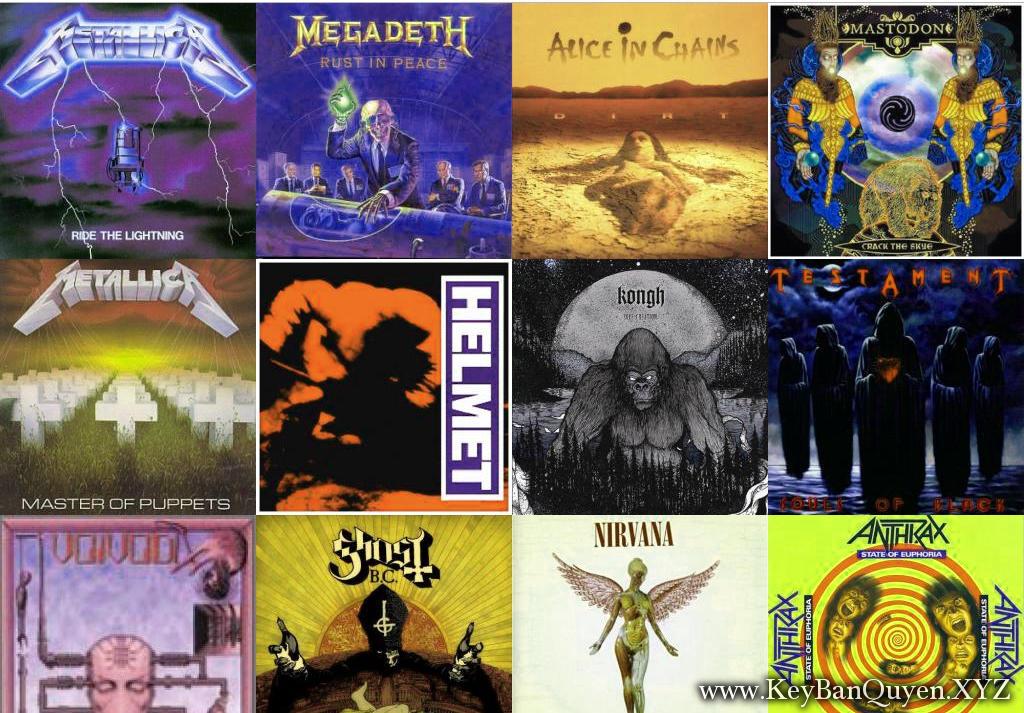 Tổng hợp Clip nhạc HD Hard Rock and Metal hay nhất mọi thời đại - Phần 5 - [MKV]
