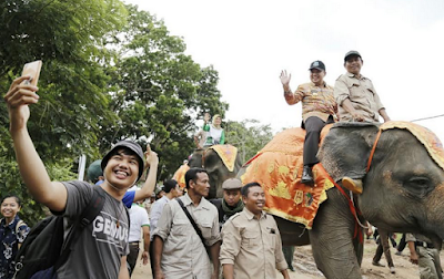Festival Way Kambas, Promosi Pariwisata dan Menjaga Alam Tetap Lestari