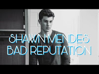 Terjemahan Lirik Lagu Shawn Mendes - Bad Reputation