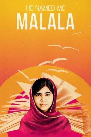 Poster He Named Me Malala 2015