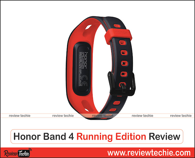 Honor Band 4 Running Edition Review