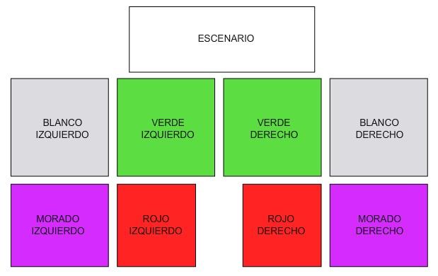 Ubicaciones - Concierto Miguel Bose en Chihuahua