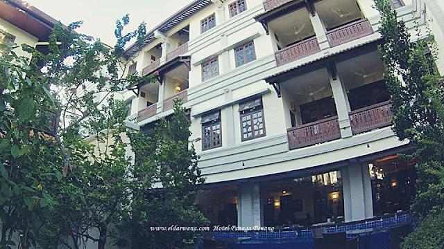 HOTEL PENAGA | HERITAGE HOTEL IN PENANG