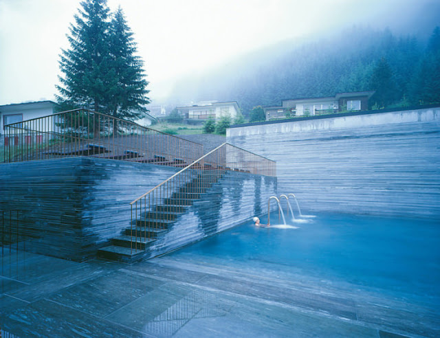 Therme Vals, Vals, Swiss