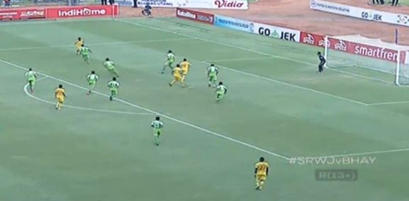 Hasil Skor Sriwijaya FC vs Bhayangkara FC - Liga 1 Sabtu 13 Mei 2018
