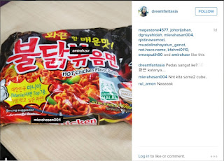 Review: Samyang Hot Chicken Ramen Korea
