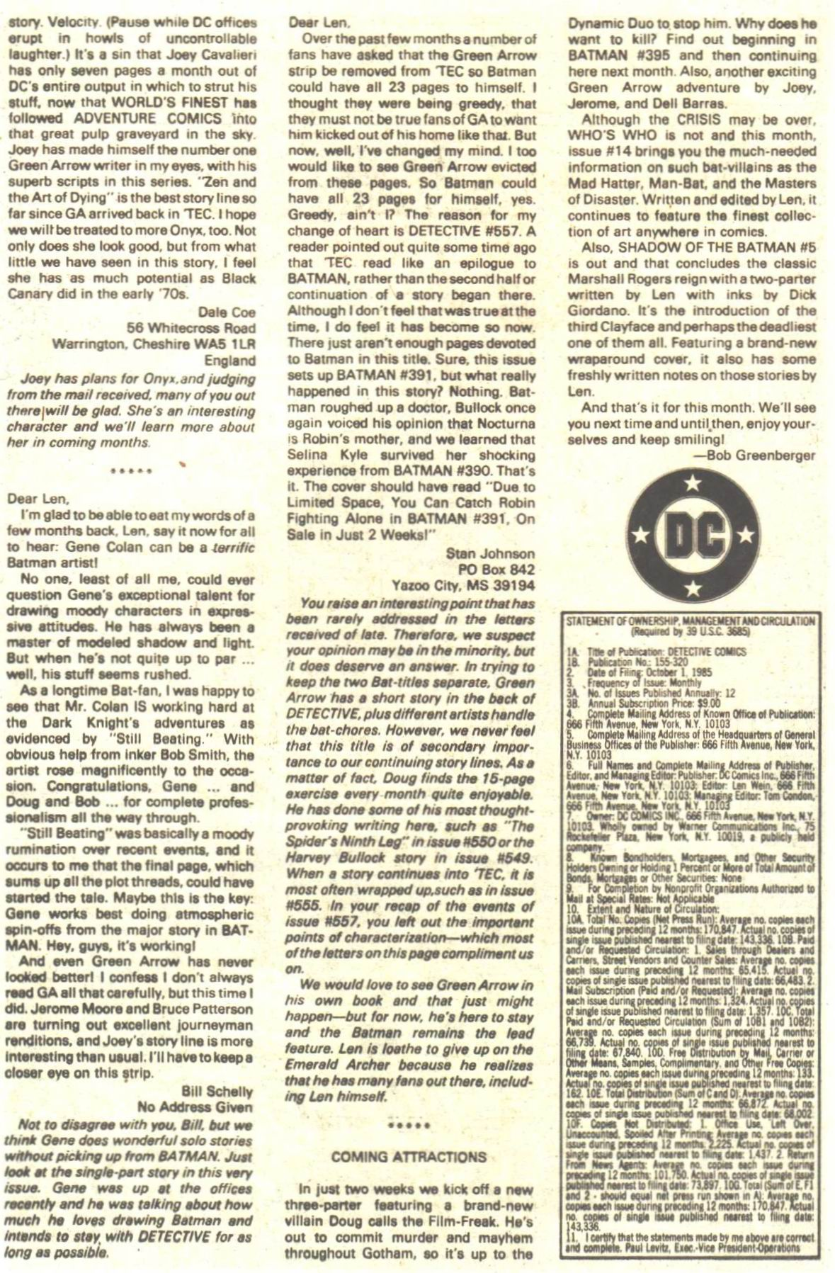 Detective Comics (1937) 561 Page 24