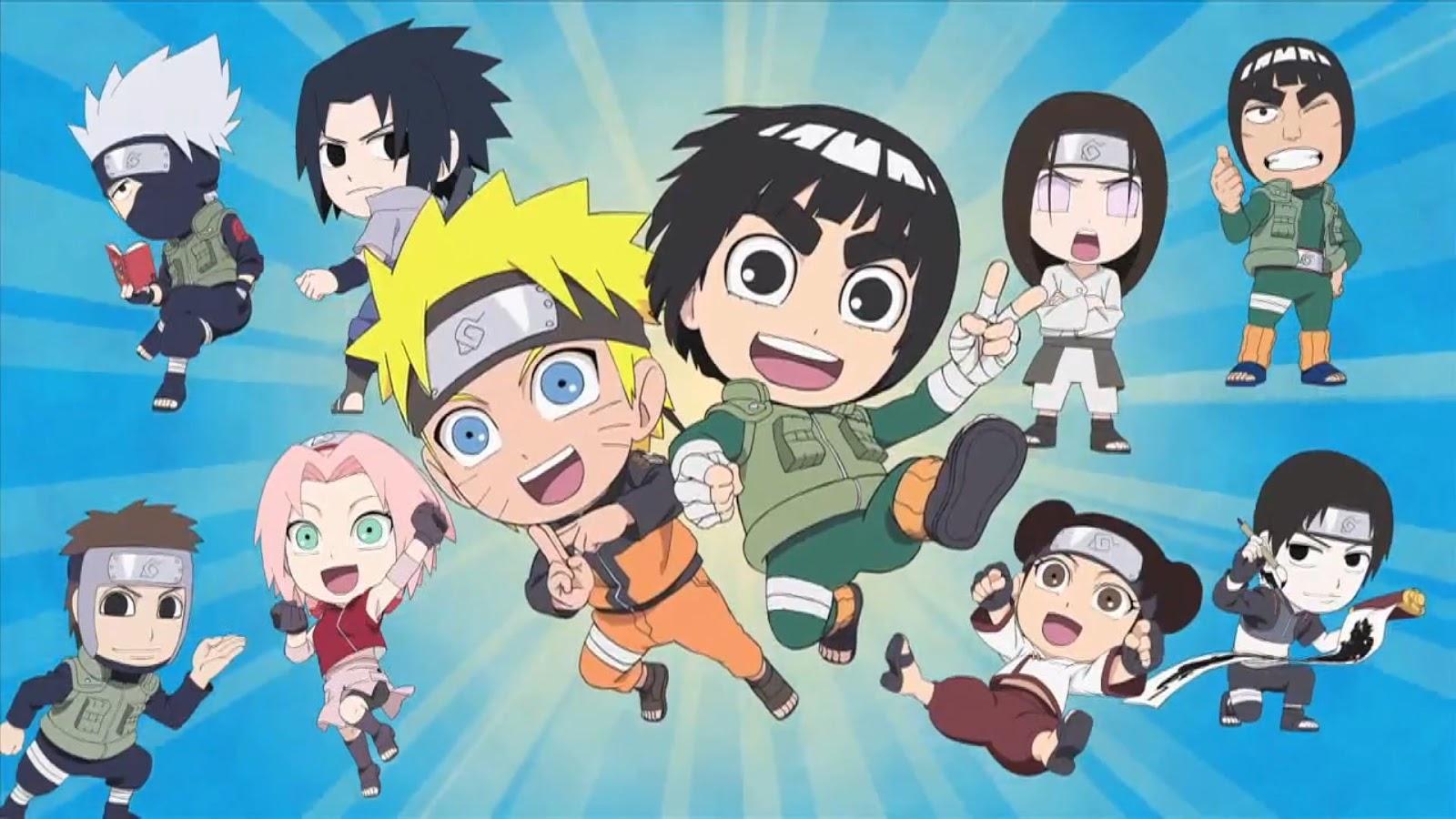 Download 66+ Gambar Lucu Kartun Naruto Paling Lucu