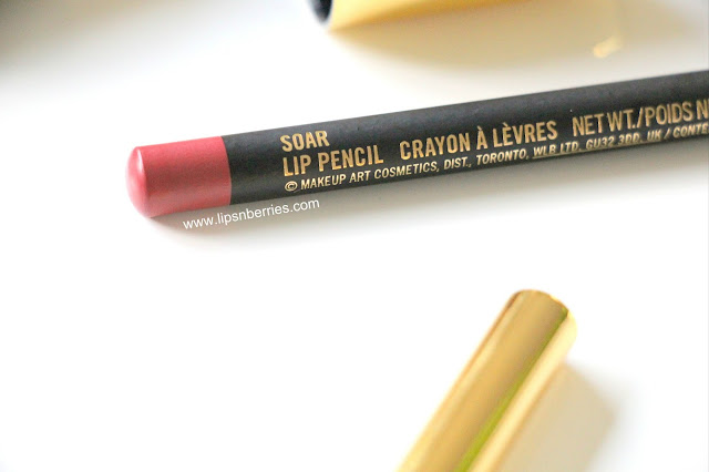 MAC Caitlyn Jenner lip liner